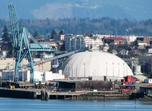 Everett dome