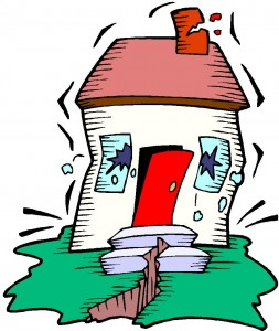 Click the house for some great emergency planning tools for your family