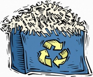 Shred up to 50 lbs. of document free at Mountain Pacific Bank in Everett
