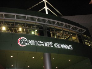 Comcast Arena Everett