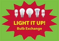 PUD Light it Up bulb exchange
