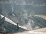 I-5 Brush fire 1