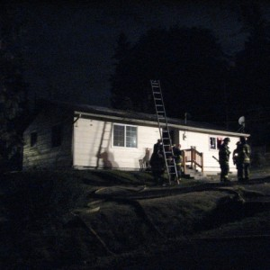 Lowell house fire Tuesday morning