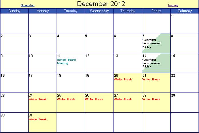 Everett Schools on Winter Break Until January 2nd | MYEVERETTNEWS.com