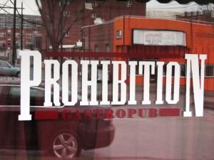 Prohibition Gastropub