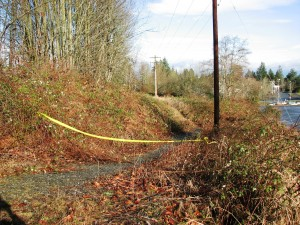 The Interurban trail is back open and police say there is no cause for concern.