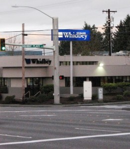 Whidbey Bank Robbery exterior
