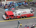 4th Parade Fire Trucks 2