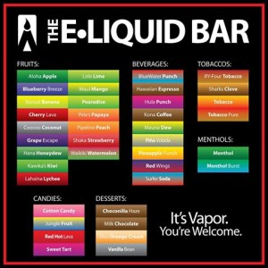 Vapor Eruption LLC in Everett Mall
