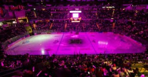 Everett Silvertips Pink The Rink