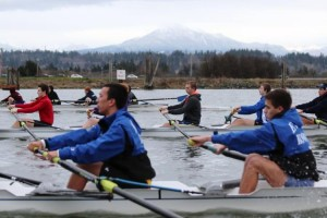 Everett rowing crews