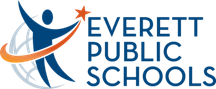 Everett schools logo