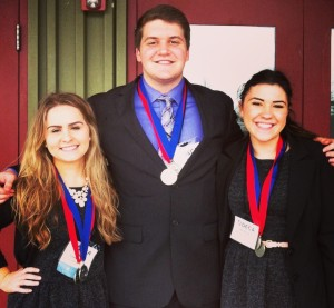DECA students from Cascade High