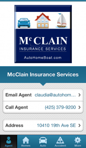 McClain Mobile App