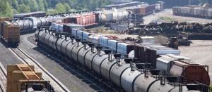 Rail tankers