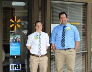 Wal-Mart hiring managers