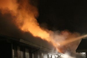 Everett apartment fire