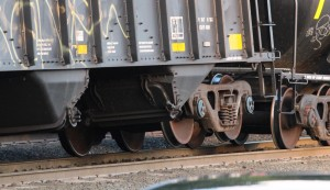 Everett train derail