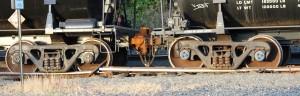 Everett, WA train derail