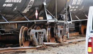 Everett train derail