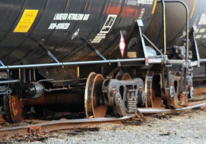 Everett, WA train derail