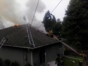 Lowell house fire