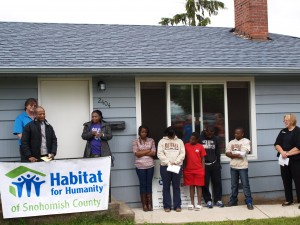 Habitat for Humanity in Everett