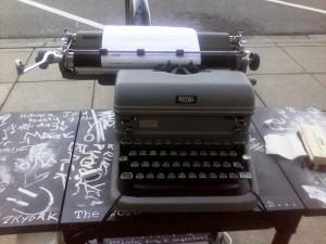 Everett typewriters