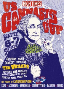 Cannabis Cup Poster