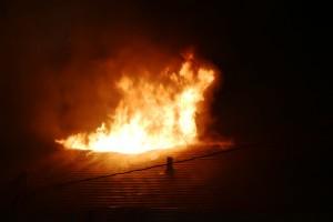 Oakes Fire