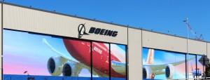 Boeing Everett, WA doors