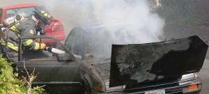 Car fire 7