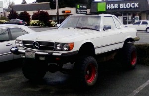 4x4 Mercedes 1
