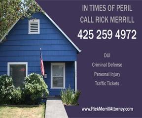 Rick Merrill Blue House