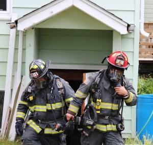 Fairfax fire