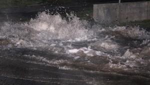 35th street water main
