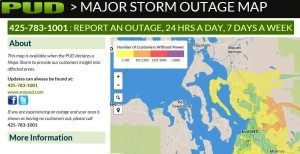 PUD Outage Map Deemed A Success | MYEVERETTNEWS.com on long beach power outage map, mon power outage map, snohomish pud power outage map, bellevue power outage map, vancouver power outage map, seattle power outage map, washington state power outage map, puget sound energy power outage map, san antonio power outage map, philadelphia power outage map, baton rouge power outage map, renton power outage map, ns power outage map, united states power outage map,