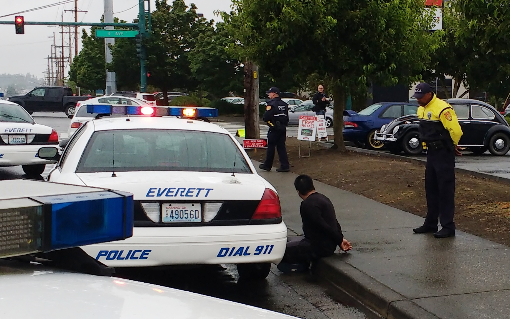 Attempted Kidnapping At S Everett Ihop Lot Myeverettnews Com
