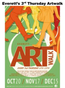 Everett Art Walk