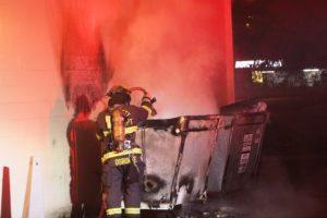 Everett fires