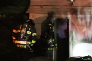 basement fire