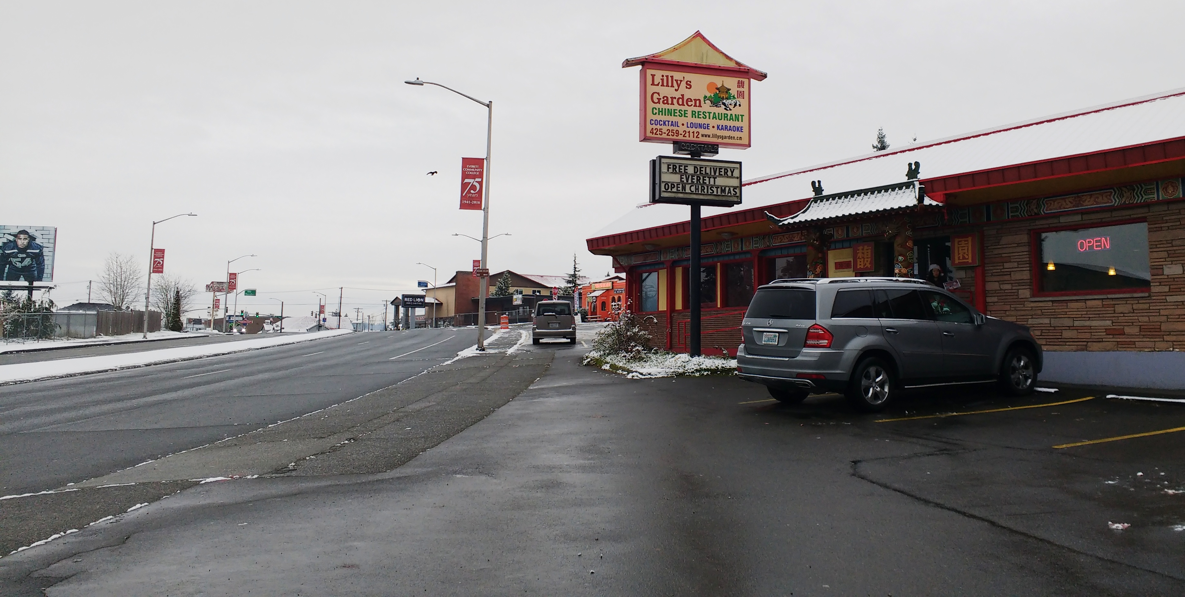 Christmas Day Road, Retail, Restaurant Update | MYEVERETTNEWS.com