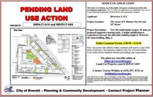 Land Use sign