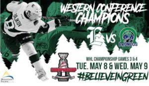 WHL championships