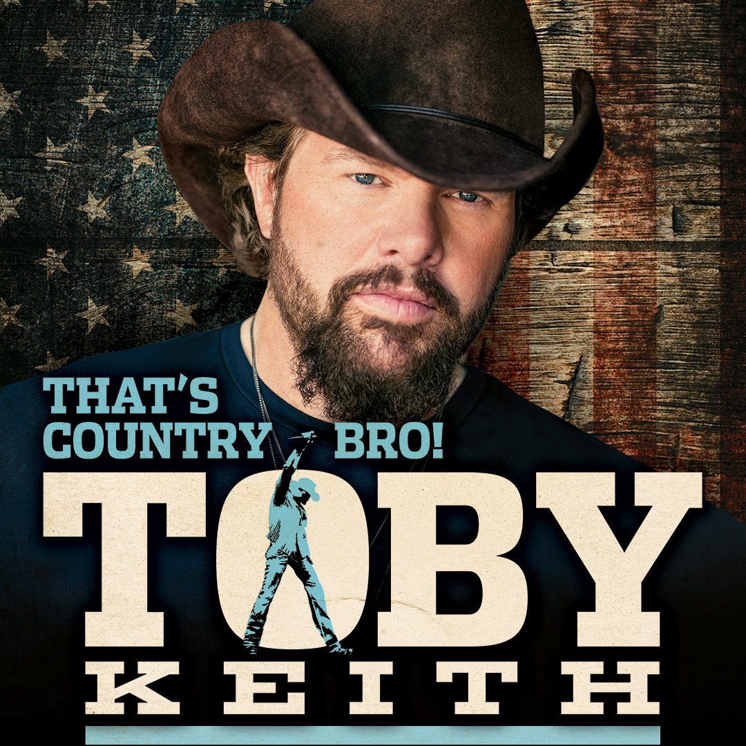fa5d877139330 Toby Keith To Play One Show In Everett This Summer